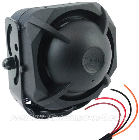 BATTERY BACKUP SIREN - NEG TRIGGER