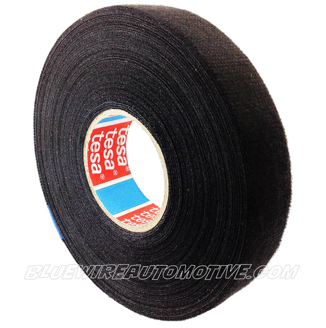 TESA ELECTRICAL RETRO ADHESIVE CLOTH FABRIC TAPE