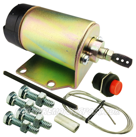 SHAVED DOOR POPPER ACTUATOR - 100lbs