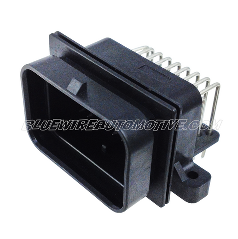 TYCO AMP ECU CONNECTOR PLUG + 34pin-BWAP0043