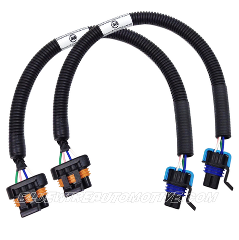 O2 OXYGEN LATE TO EARLY SENSOR EXTENSION HARNESS - LS1 L7 - V6 V8 -  BWAPH0004