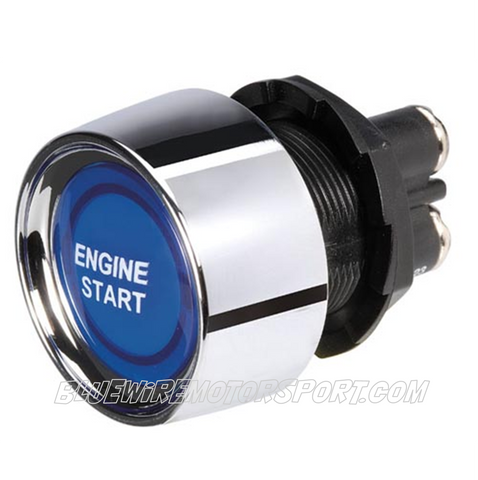ENGINE START BUTTON - BLUE LED