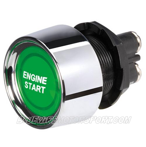 ENGINE START BUTTON - GREEN LED
