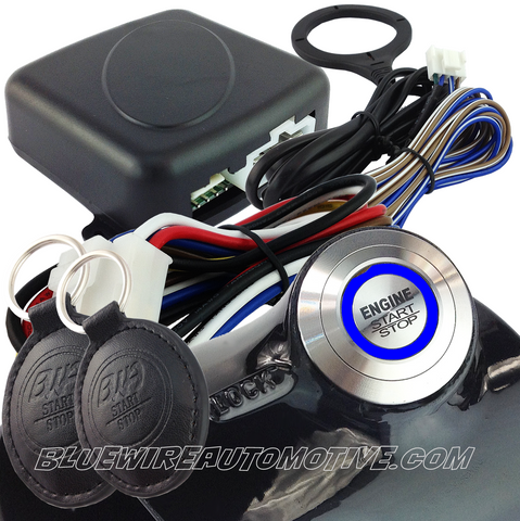 HOLDEN HQ STEERING COLUMN RFI TOUCH TAG ENGINE START SYSTEM-NON GENUINE GM COMPATIBLE PARTS