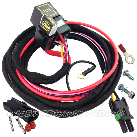 Bluewire Automotive - ELECTRIC FUEL PUMP HEAVY DUTY RELAY