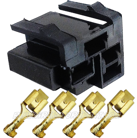 GM HOLDEN IGNITION COLUMN CONNECTOR - 4pin