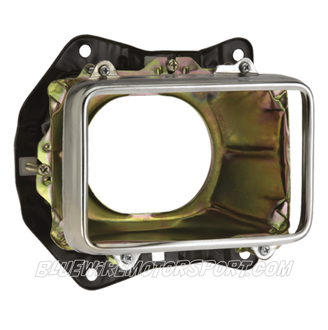 UNIVERSAL HEADLIGHT HOUSING ASSEMBLY BUCKET - 165mm x 100mm