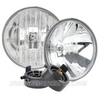 "CRYSTAL LENS HIGH-BEAM HEADLIGHTS - 7""inch - H1  ""ADR APPROVED"""