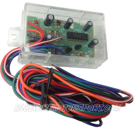 IGNITION SENSOR LOCKING/UNLOCKING SWITCHING MODULE