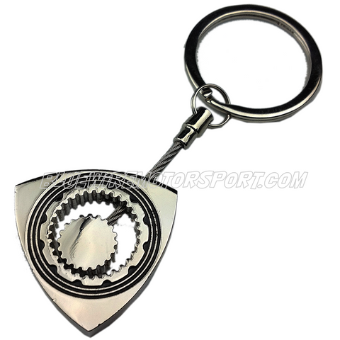 ROTOR MOVING KEYCHAIN