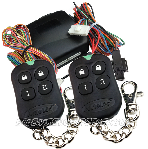 UNIVERSAL KEYLESS ENTRY - 18 CHANNEL