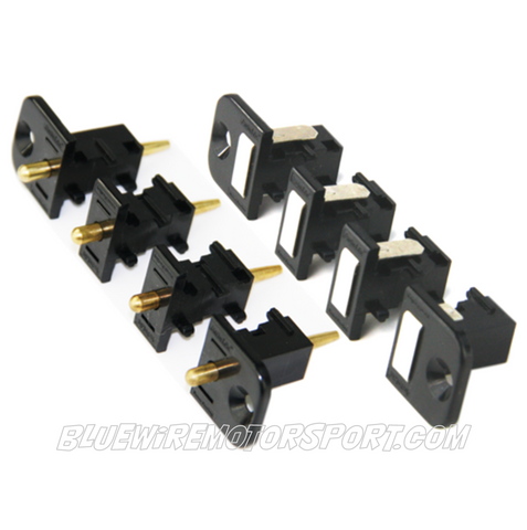 MODULAR DOOR JAMB CONTACTS - 2pin
