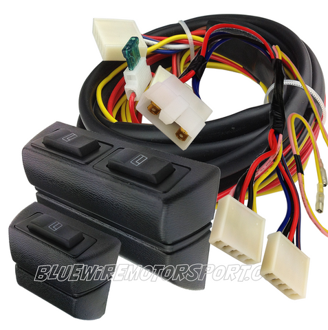 Power_Window_Switch_16_large?v=1466987040 bluewire automotive universal curved glass power window kit 3 Shoulder Harness at nearapp.co