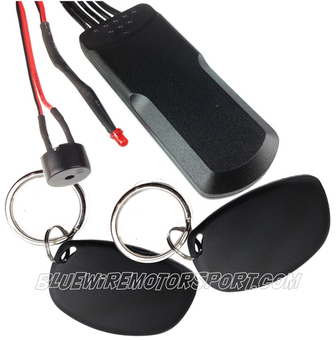 SMART TAG - PROXIMITY IMMOBILISER SYSTEM