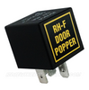 DELUXE 2 DOOR POPPER RELAY SWITCH KIT- 50amp