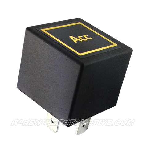 12v HEAVY DUTY ENGINE BAY RELAY 40AMP - ACC