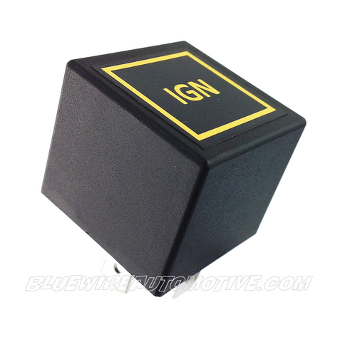 12v HEAVY DUTY ENGINE BAY RELAY 40AMP - IGNITION