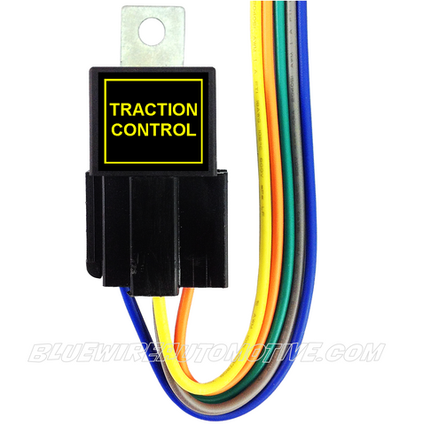 BILLET BUTTON RELAY-TRACTION CONTROL