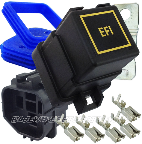 12v WATERPROOF AUTOMOTIVE & MARINE HEAVY DUTY RELAY 40AMP-EFI