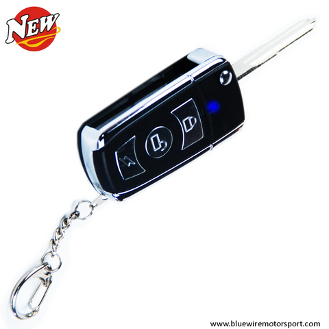 NEW - CAR ALARM REMOTE + KEY FOB 01