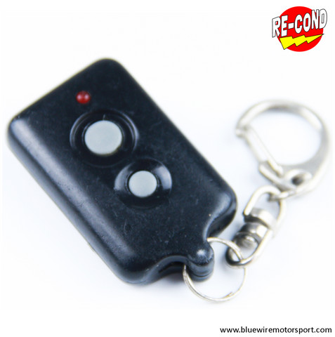 CAR ALARM REMOTE CONTROL RECOND 07