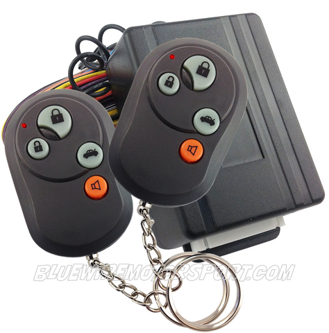 UNIVERSAL KEYLESS ENTRY - 4 CHANNEL