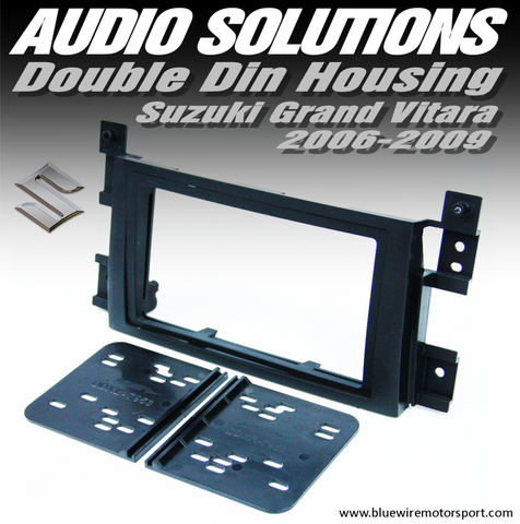 SUZUKI GRAND VITARA 06/09 DOUBLE DIN HOUSING