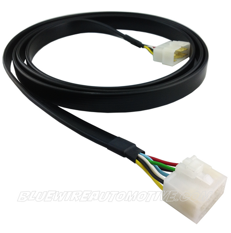 HEAVY DUTY UNDER CARPET FLOOR FLAT WIRING HARNESS