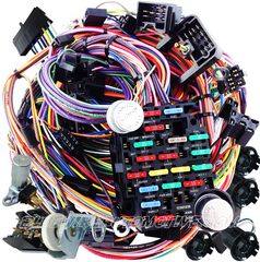 Wire_Harness_GM_Camaro_02_medium?v=1427364546 bluewire automotive wiring harnesses GM Turn Signal Wiring at crackthecode.co