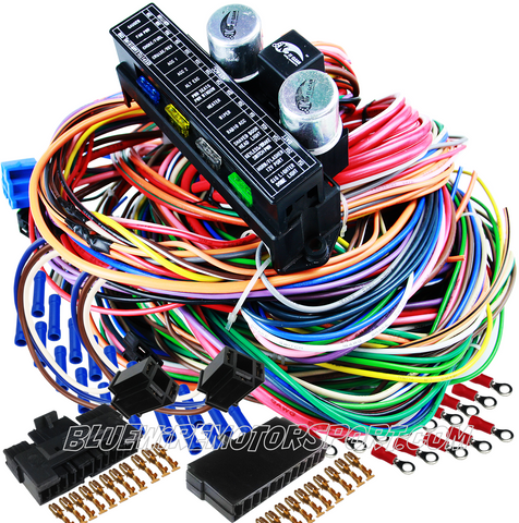 UNIVERSAL 24-CIRCUIT WIRE HARNESS