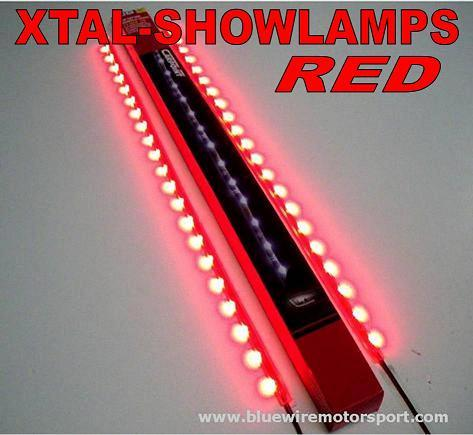 RED BRAKE LIGHT LED KIT  (LEFT & RIGHT)