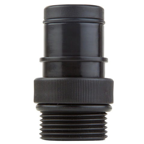 "Eight.3 - 1"" NPT Thread To 1"" Quick Connect Adaptor"