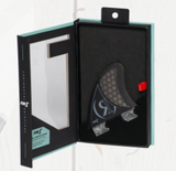 "Ronix 3.5"" - Fin-S 2.0 Tool-Less Left Surf Fin 