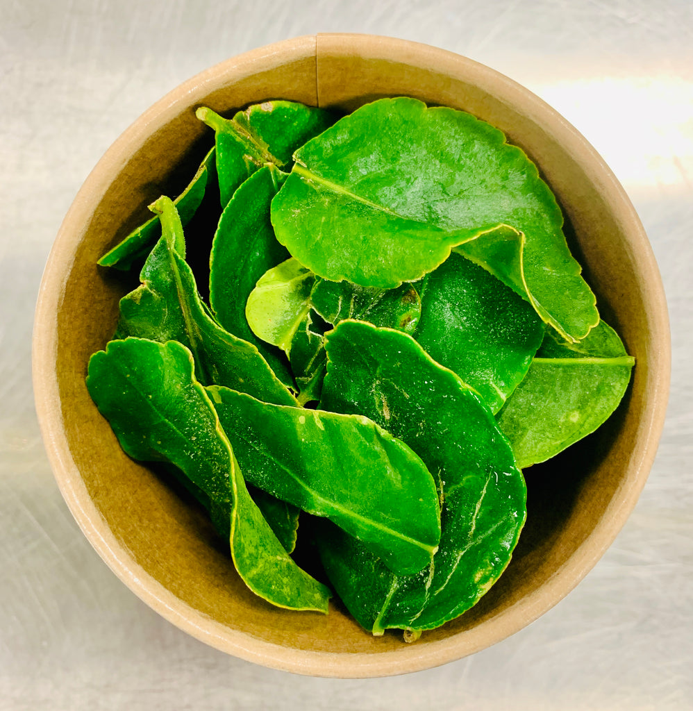 Kaffir Lime Leaf (Frozen) 2oz