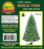 6ft Noble Pine