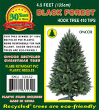 4.5ft Black Forest
