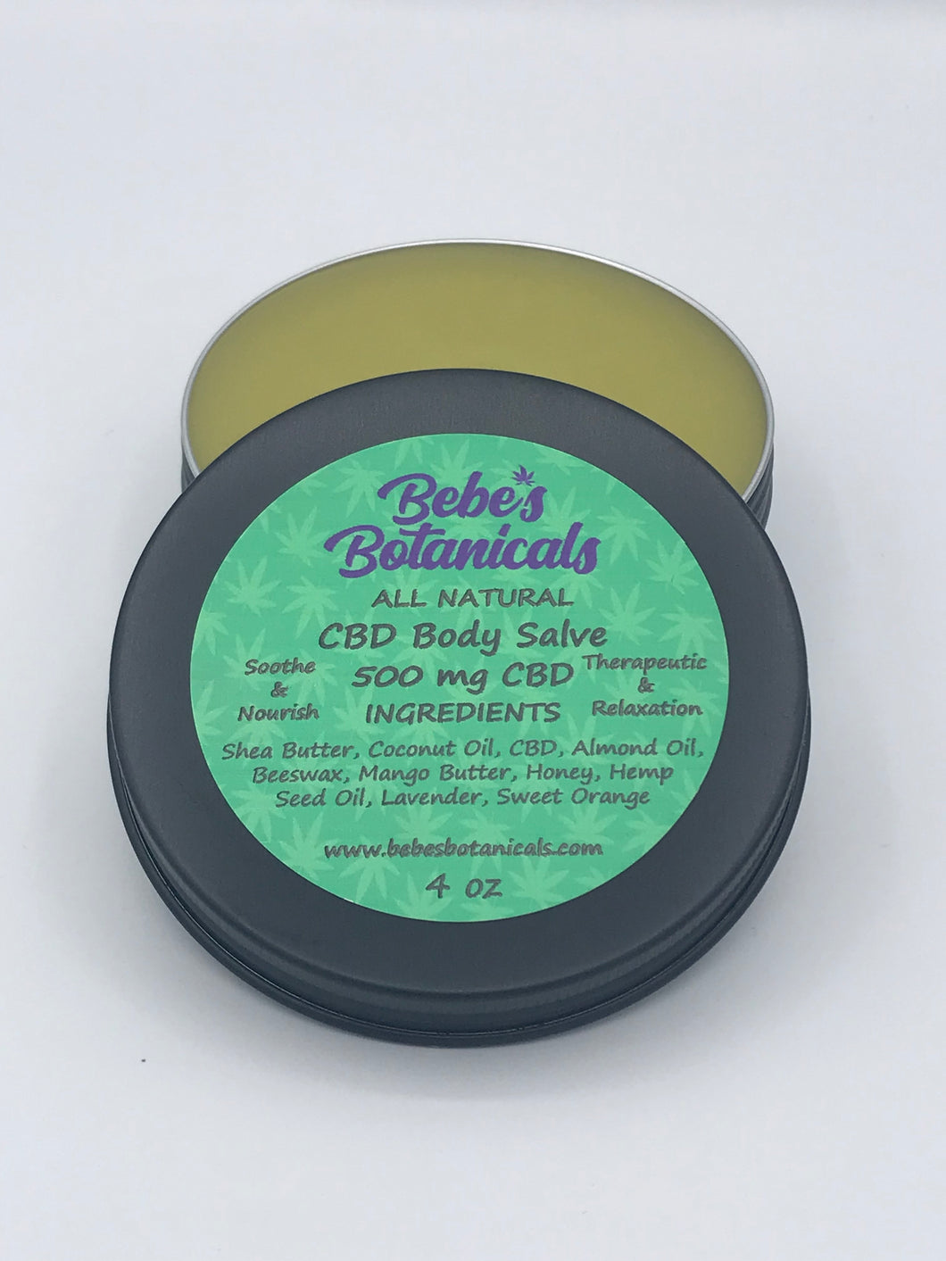 CBD Body Salve