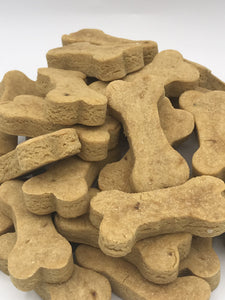 Gourmet Banana and Peanut Butter Dog Treats