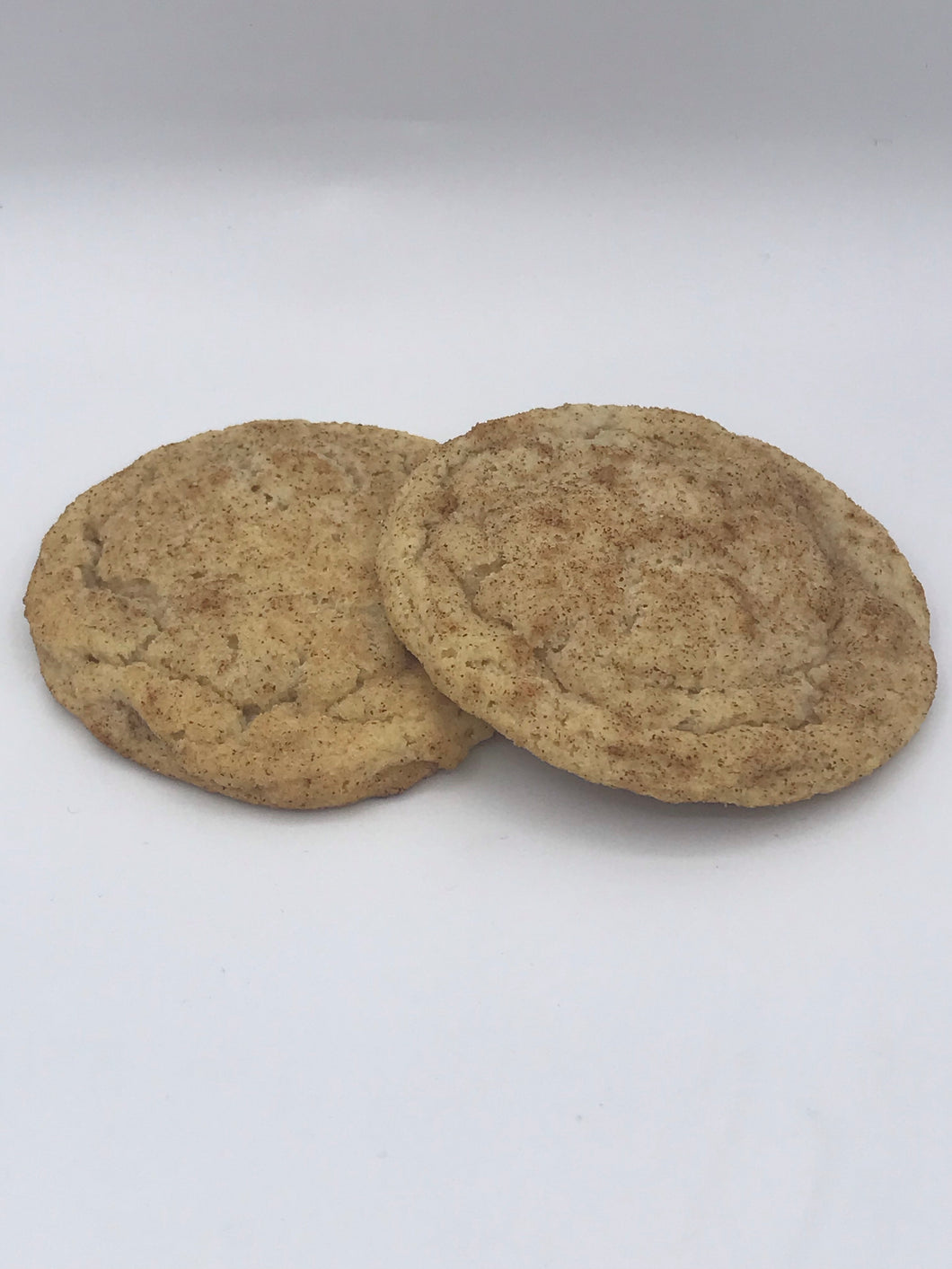 Snickerdoodle Canna-Cookie