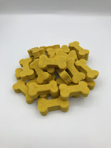 Gourmet Turmeric and Peanut Butter Dog Treats