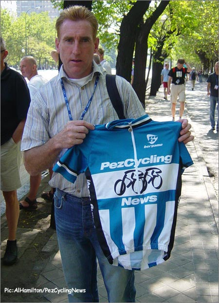 PEZ Jersey: STRIPES