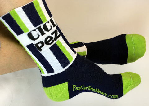 Pez Socks by DeFeet - 'Viva Kelme' 2016