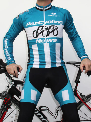 PEZ Long Sleeve Jersey - STRIPES