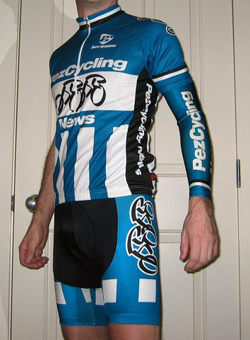 PezCycling Bibshorts - STRIPES