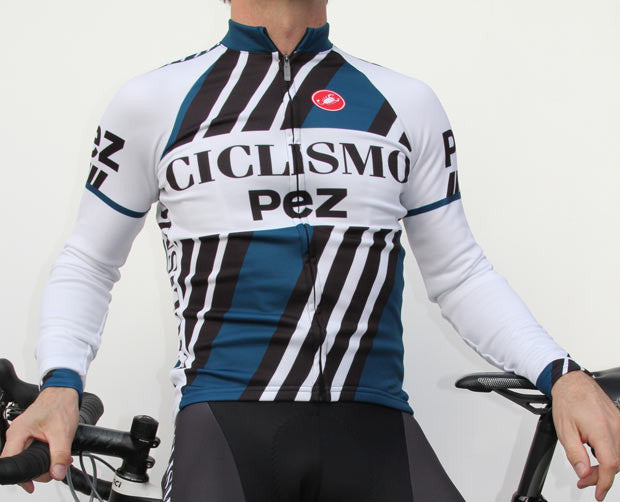 Pez Long Sleeve Jersey - Super 80's
