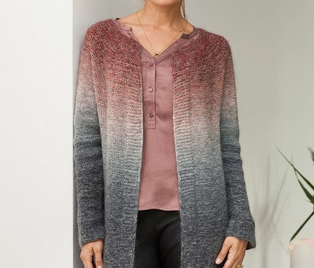 Katrine Hannibal knitting patterns for cardigans