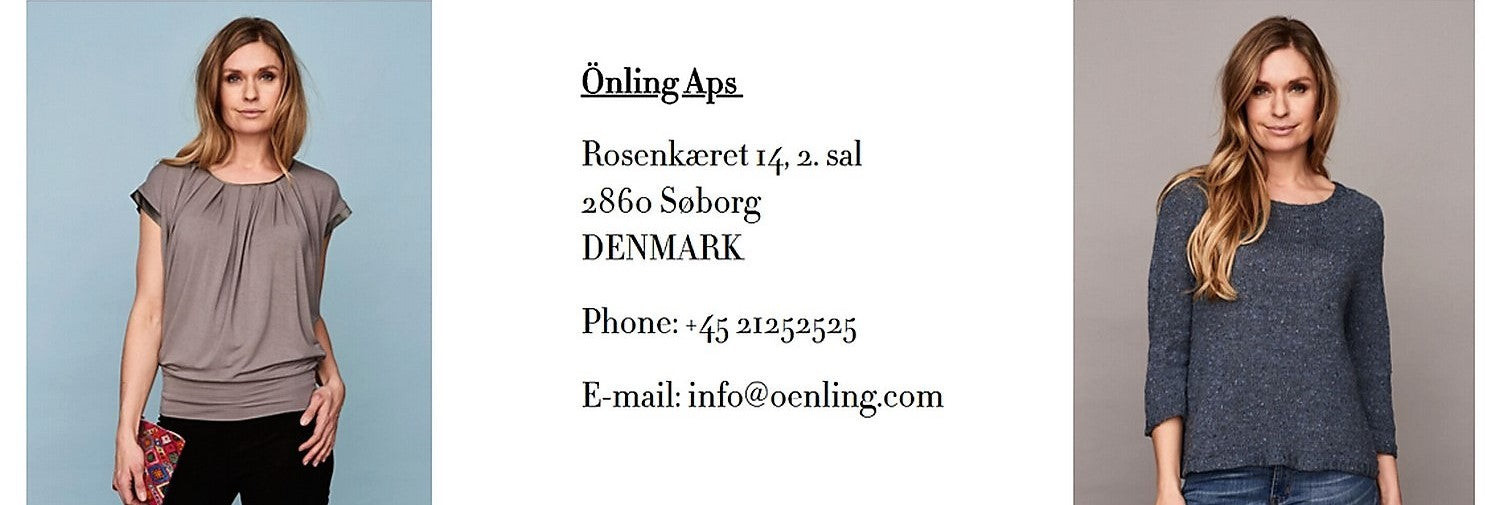 Önling opening hours and contact info