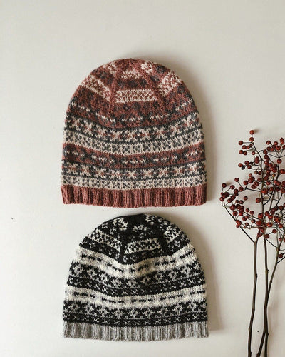 Advent 2019, Fair Isle hue, No 2 kit Strikkekit Önling