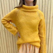 Amsterdam sweater by Yarn Lover i Önling mohair