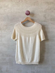 Anker's Summer Shirt by PetiteKnit, No 14 knitting kit